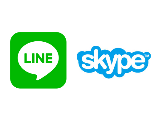 lineskype