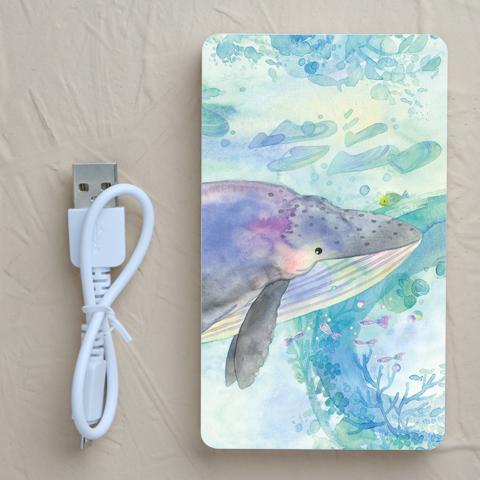 クジラモバイルバッテリー