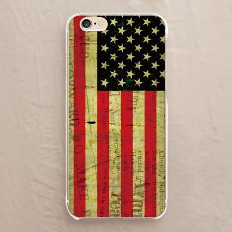 【アメリカ国旗】スマホケースを見る