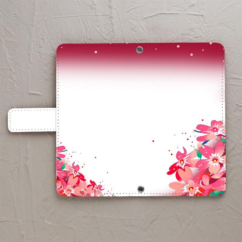 【芝桜】スマホケースを見る