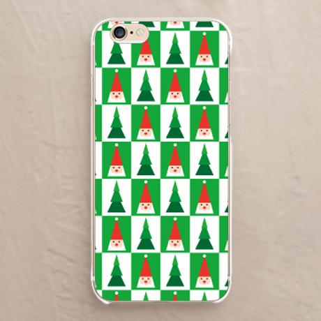 【Christmas_green】スマホケースを見る
