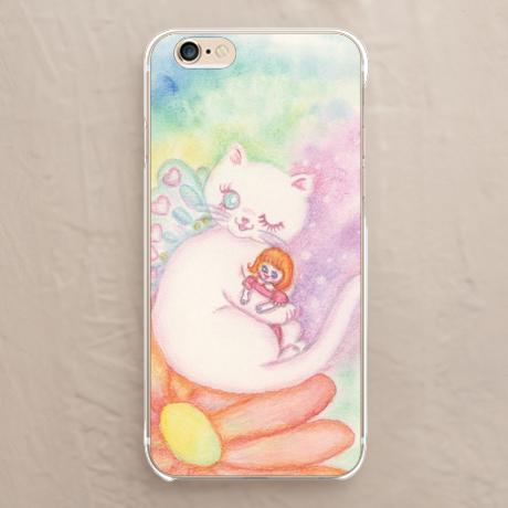 【妖精猫の癒し】スマホケースを見る