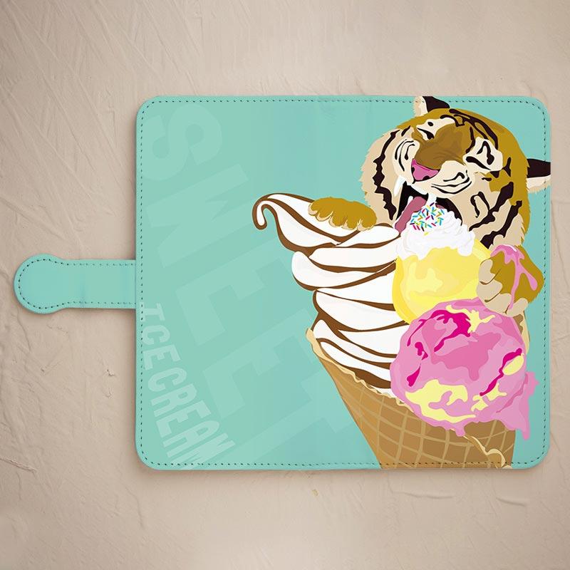 【ice cream】スマホケースを見る
