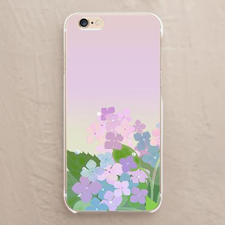 スマホケース【【カバー】紫陽花】をチェックする